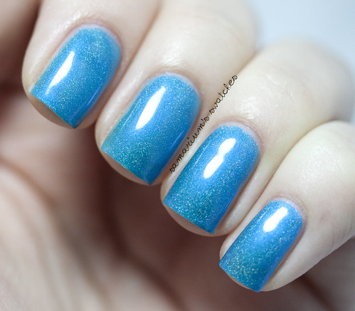Jindie Nails Blue Blue xmas (8)