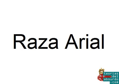 Raza Arial