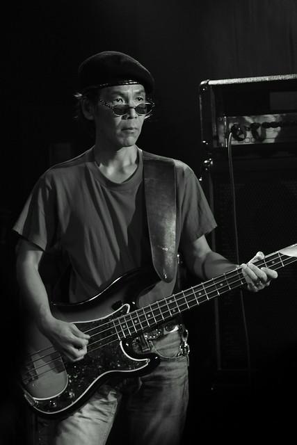 O.E. Gallagher live at Shimbashi ZZ, Tokyo, 21 Oct 2012. 101
