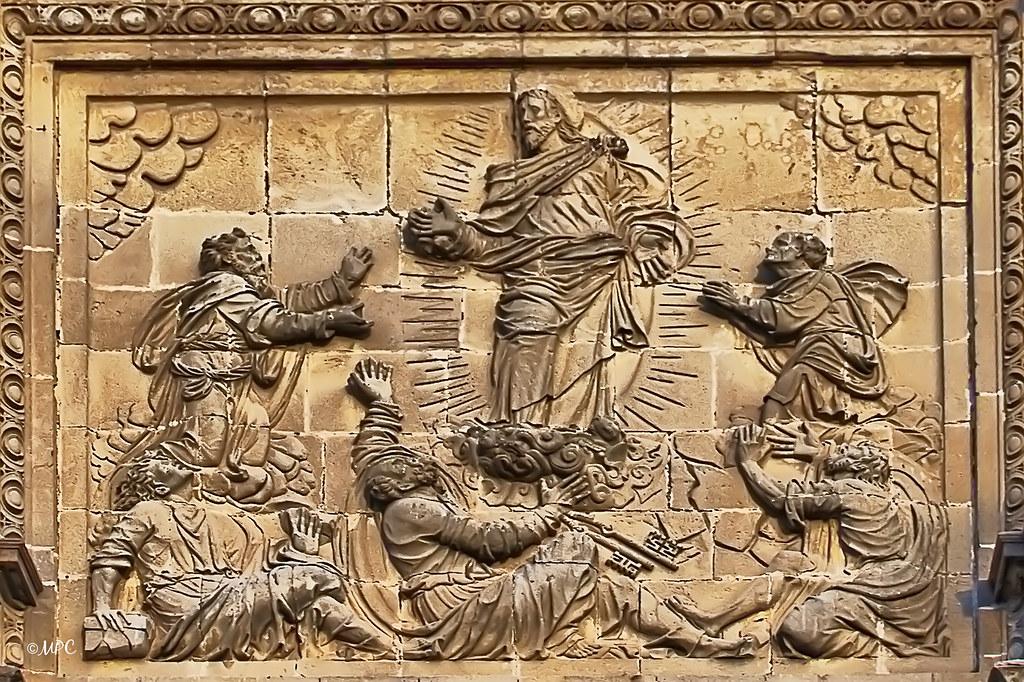 Transfiguración de Cristo en el Monte Tabor
