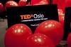 TEDxOslo 2012 (24th October) by TEDxOslo 2012