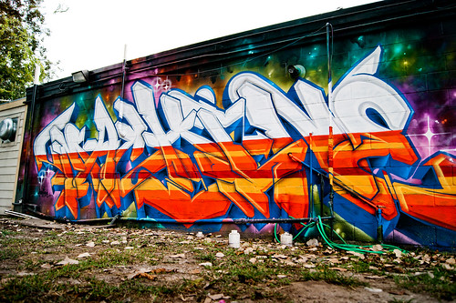 Machine STK RTD | Houston Graffiti 10/2012 - 02