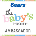 I'm A #SearsBabysRoom Ambassador!