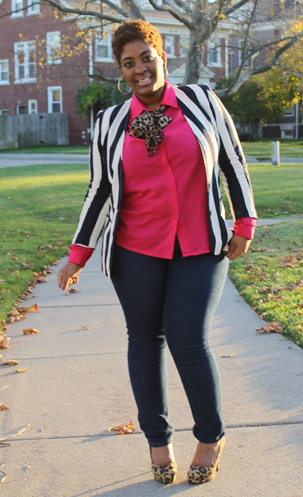 Thrifted Plus Size Outfit Blog