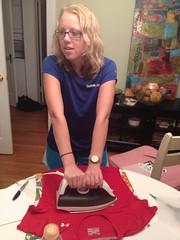 Aila ironing