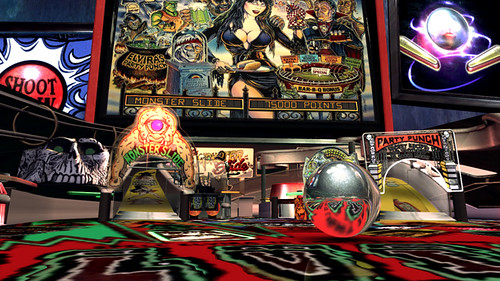 The Pinball Arcade on PS3 and PS Vita: Elvira