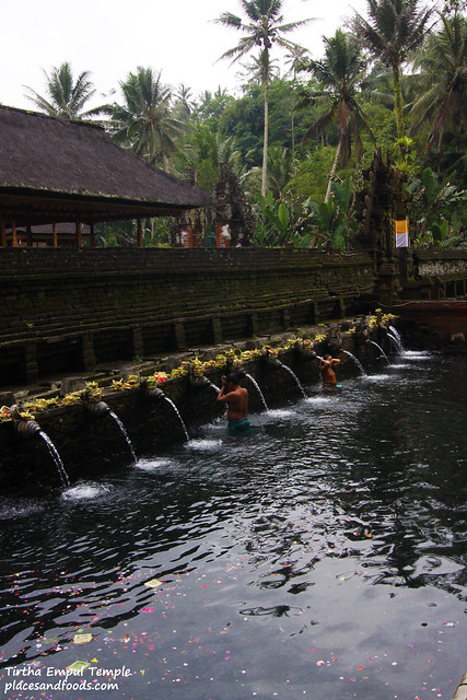 Tirtha Empul Temple Bath