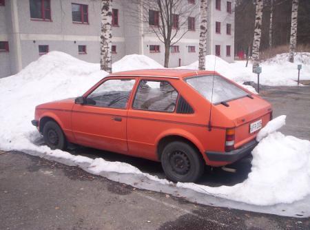 De dónde ha salido ese coche?