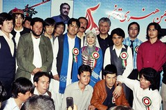 Anjuman Hunary Tarannum Hazara Town Quetta. Ramzan Farhad, Sarkhosh, Zia Sultani, Musa Manji, Shabana Manji, Safdar Srosh, Naseem Javed, Arif Shadab, Sakhi Jahangir, Saleem Javed, Talib Muzaffari and Others