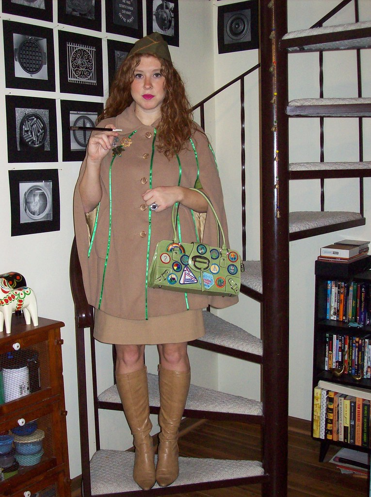 10-28-12 Phyllis Nefler from Troop Beverly Hills