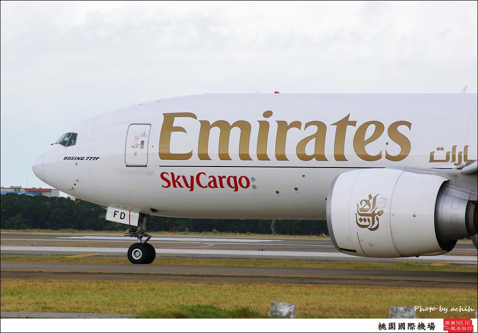 阿酋航空A6-EFD