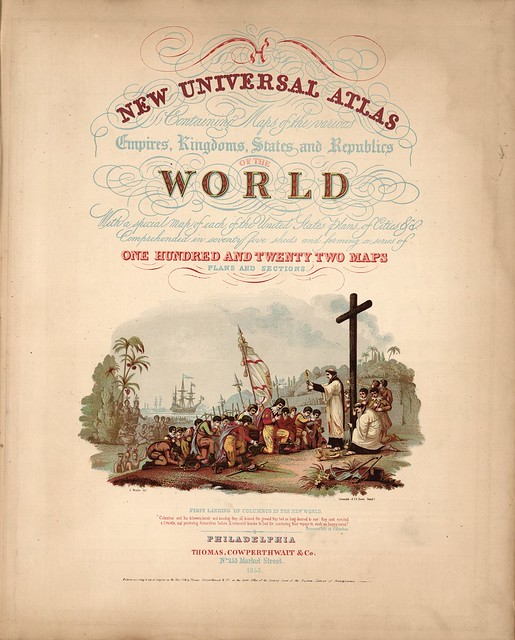 Of The World 1853