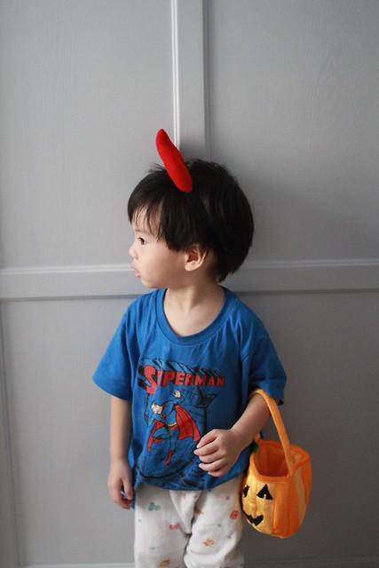 Marcus Cute Halloween 2012