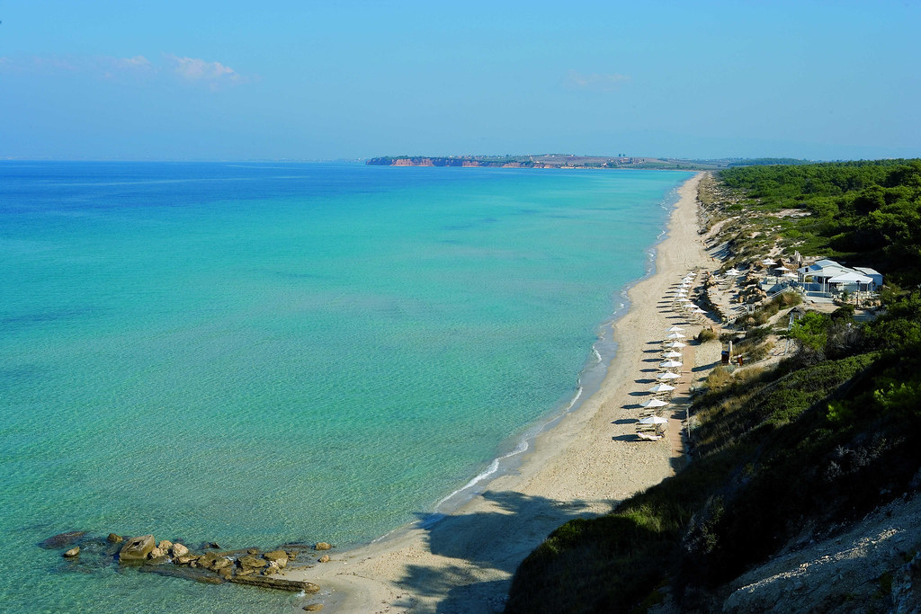 Sani Resort Bousoulas Beach