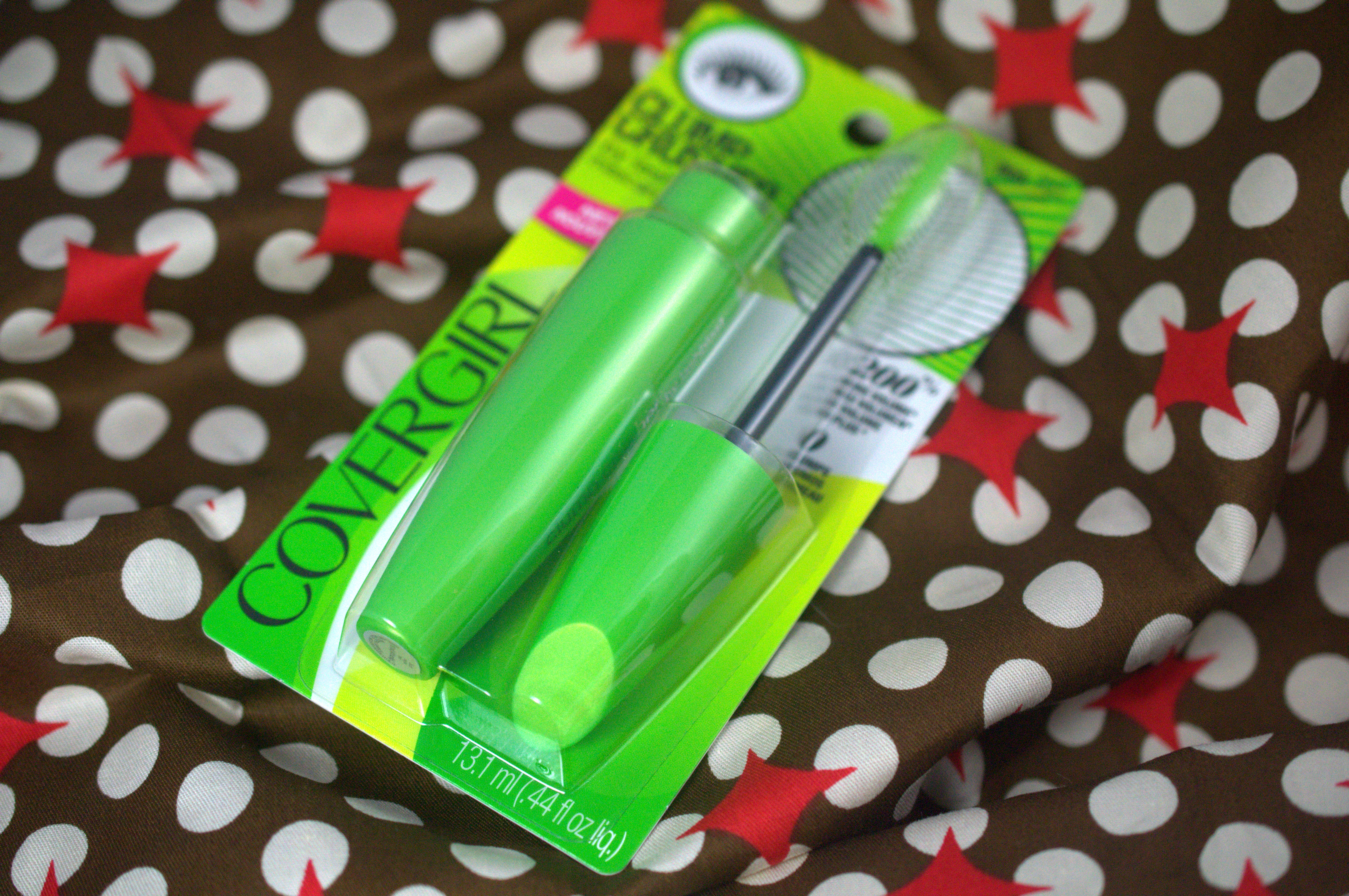 Mascara Monday: CoverGirl LashBlast Clump Crusher mascara