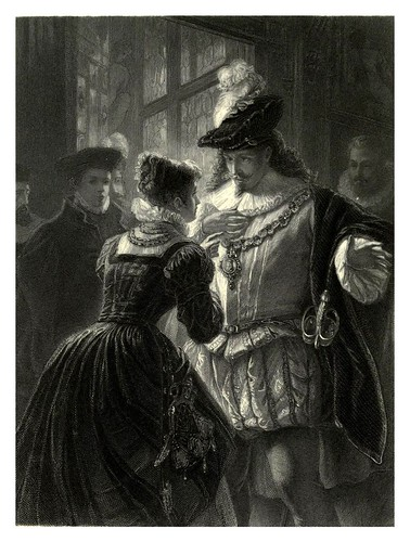 002-Bien esta lo que bien acaba-Shakespeare scenes and characters…1876