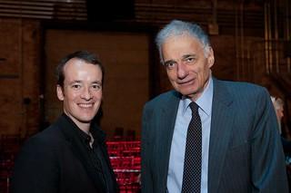 Andrew & Ralph Nader