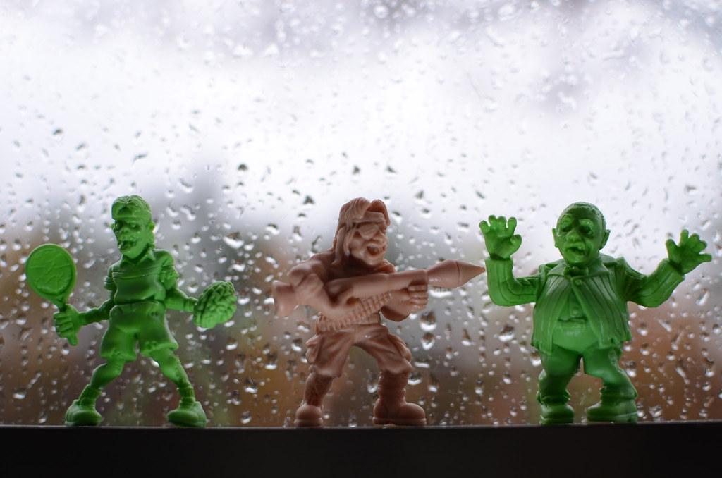 SLUG Zombies