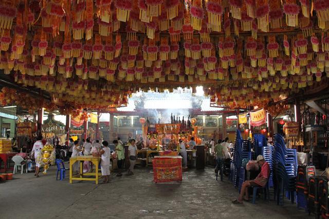 Thailand Vegetarian Festival 2012