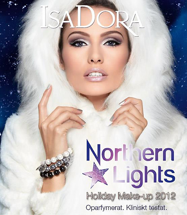 isadora northern lights promo