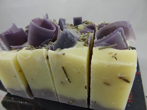 Lavender Soap October 2012 (2)