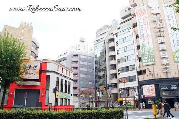 Japan Day 5- Ikebukuro