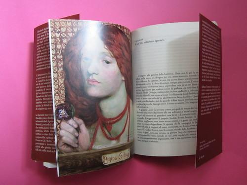 Lucinda Hawksley, Lizzie Siddal. Odoya 2012. [responsabilità grafica non indicata]. Tavole fuori testo (part.), 1