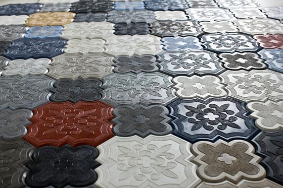 IVANKA Studio, Flaster – concrete panels