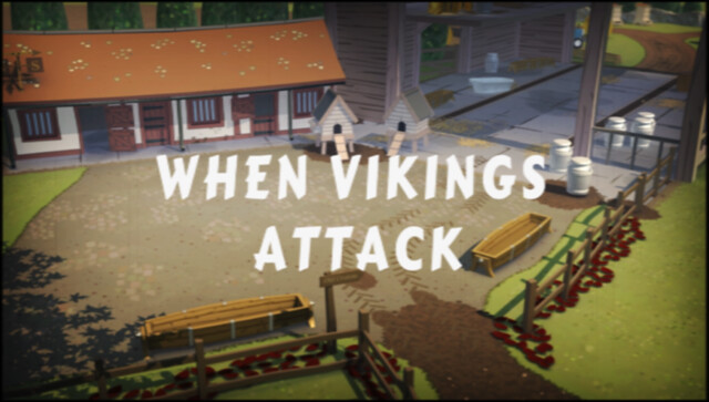 When Vikings Attack on PS3