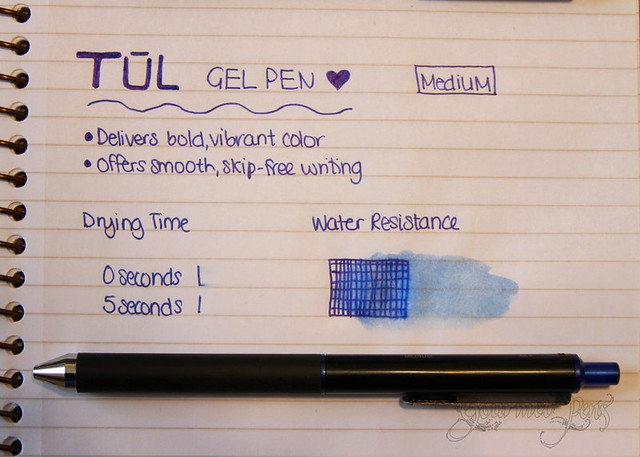 TUL Gel Pen