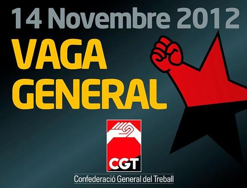 Vaga General14 Novembre 2012