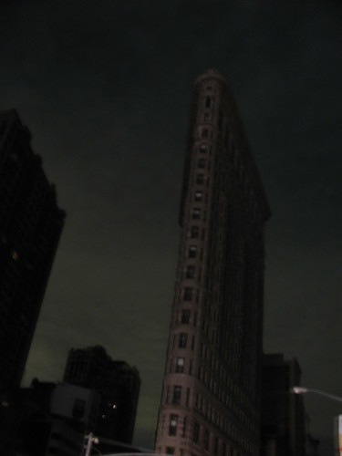 Blackout Flatiron