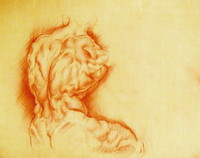 Study after rubens copy after the quot belvedere torso quot flickr photo