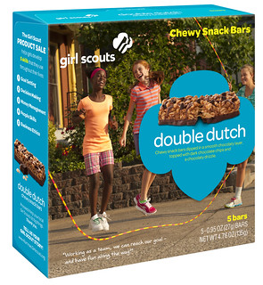 Double Dutch bars
