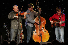 Frank Solivan and Dirty Chicken at 2012 Wintergrass Festival © Bellevue.com