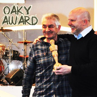 Oaky Award January 2013 winner John Jackson