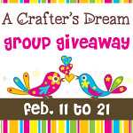 A Crafter's Dream Giveaway February 2013