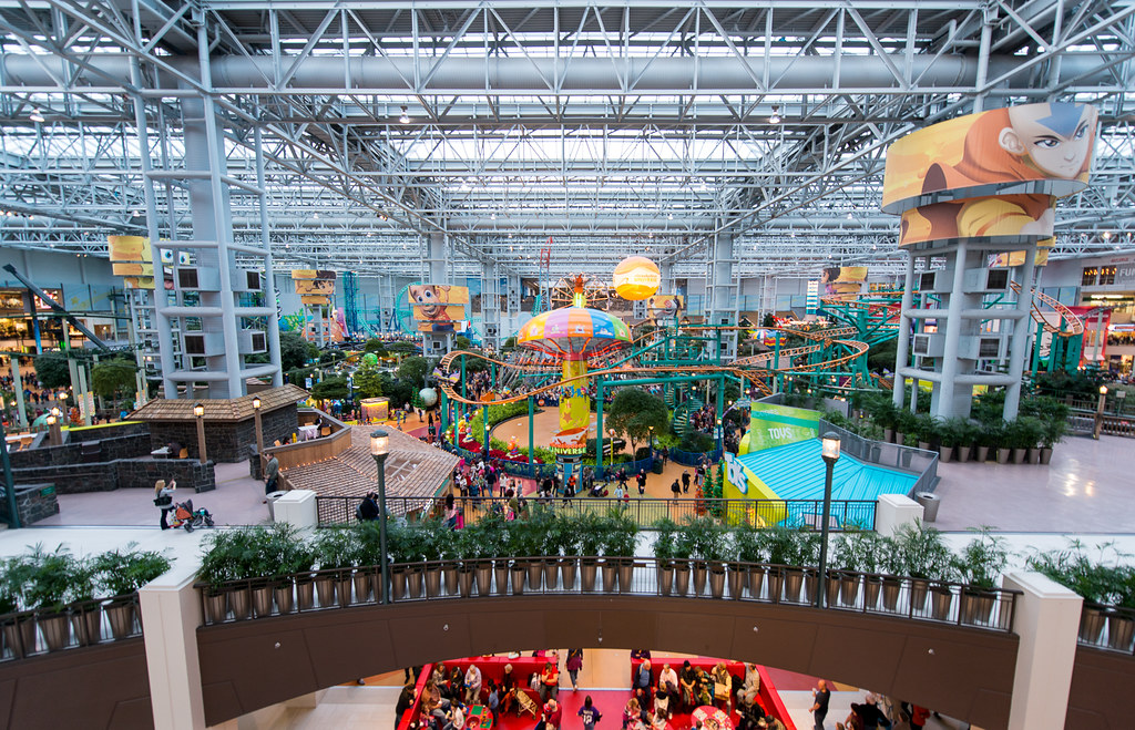 Nickelodeon Universe Promo Codes December 2018