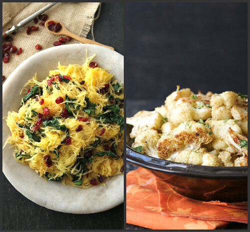 Healthy Veggie Side Dishes
