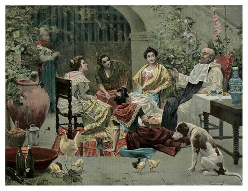 001-Un cuento chistoso-Alvarez DumontRevista Album Salon 1898 nº 16- Hemeroteca digital de la Biblioteca Nacional de España