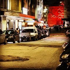 View of the Rue de la Rotisserie
