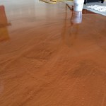 Metallic Epoxy :: Concrete Coatings