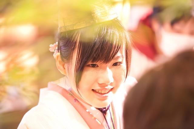 Photo:今宮戎 えべっさん 福娘 2013 14 By Mixtribe Photo
