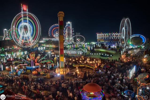 Mahim ka Mela (Fair), Mahim Bandargaah, Mahim, Mumbai, Maharashtra - India