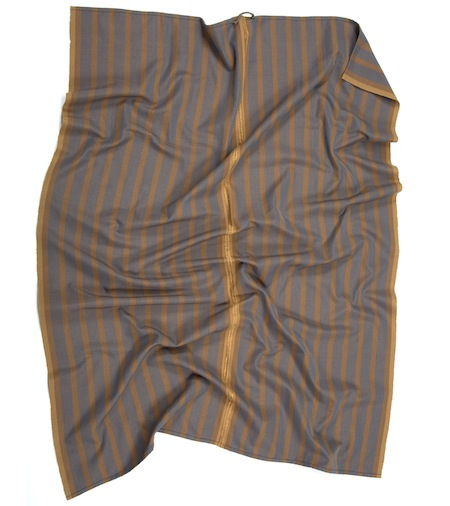 D. Bryant Archie AYMARA TOWEL_steel flax_overall