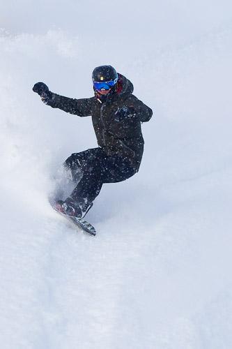 Super Snowboarder