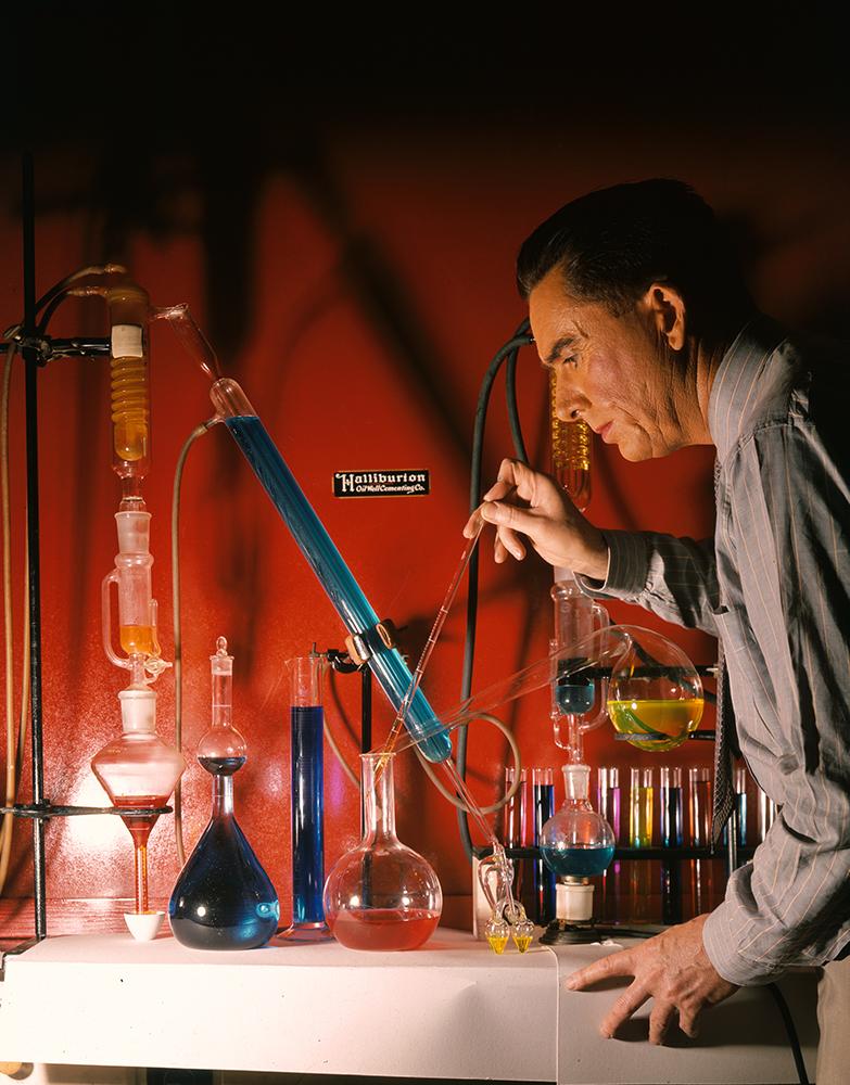 Halliburton Lab