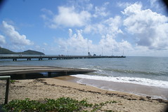 King Tide Palm Cove Jetty