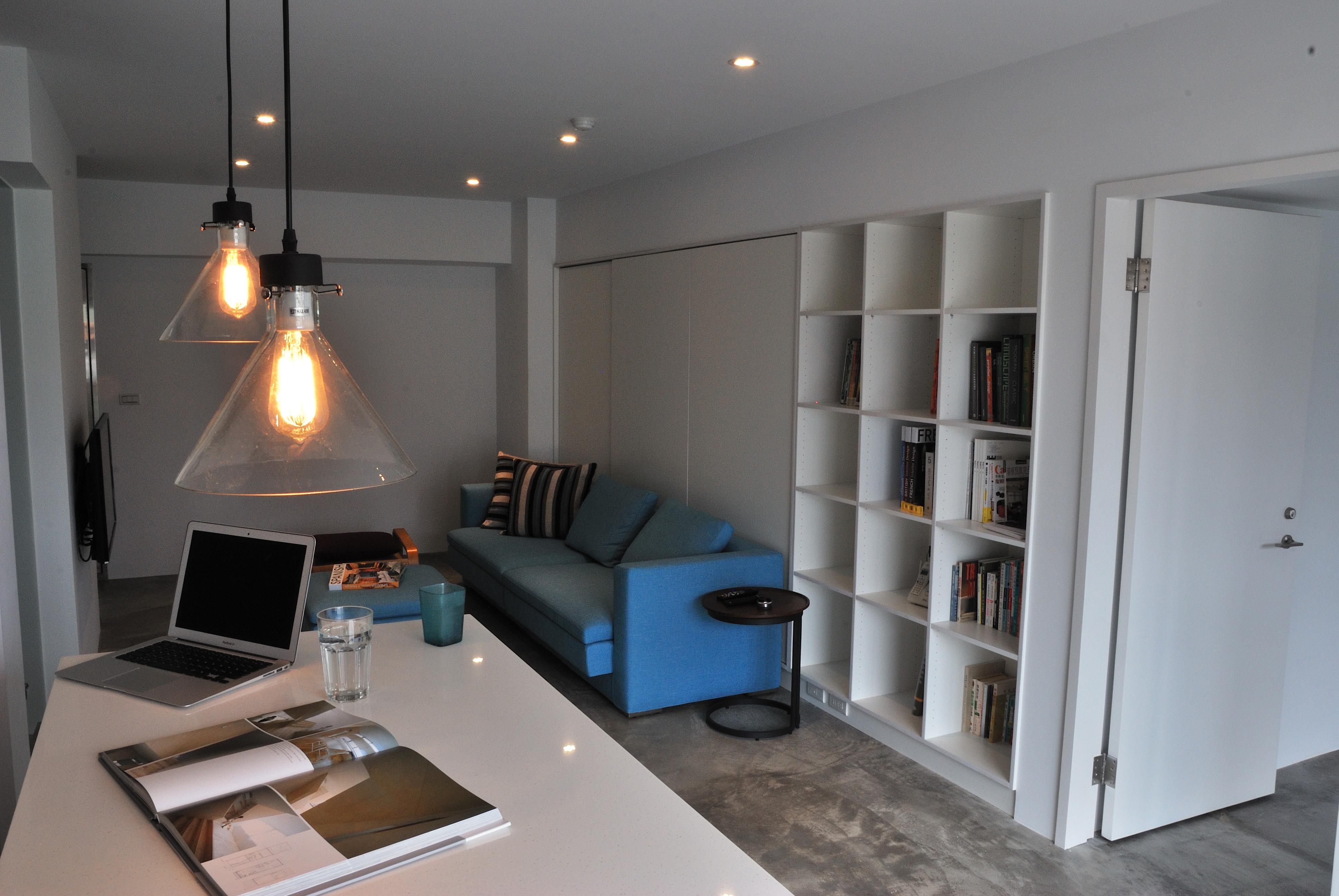 住宅設計-清新居家風家具