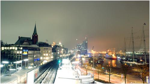 Hamburg Landungsbrücken II
